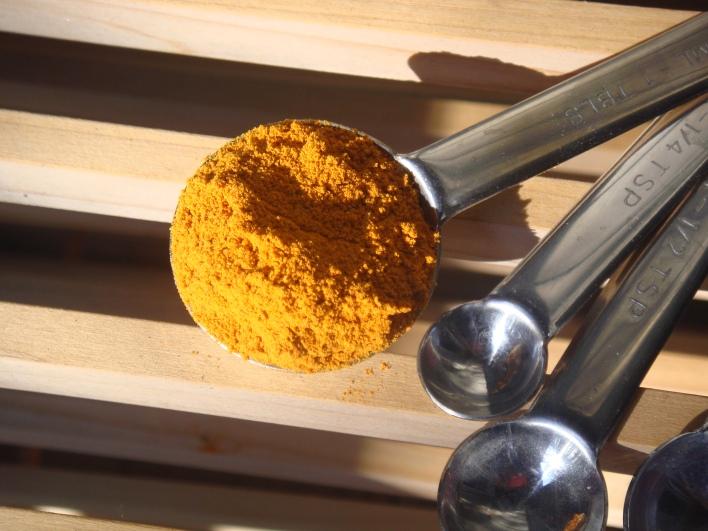 My amma`s sambar powder...