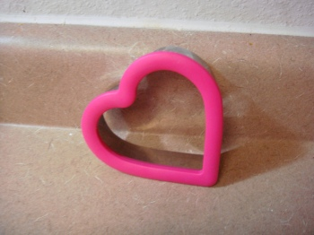 Heart Shaped Cutter.