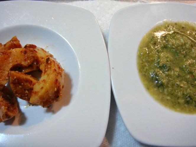Keerai Molagootal & Amla Pickle.