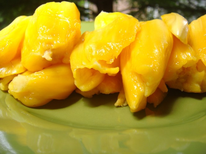 Ripe Jackfruit.