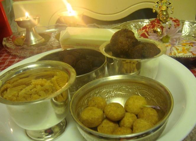 Gokulashtami Neivedhyams