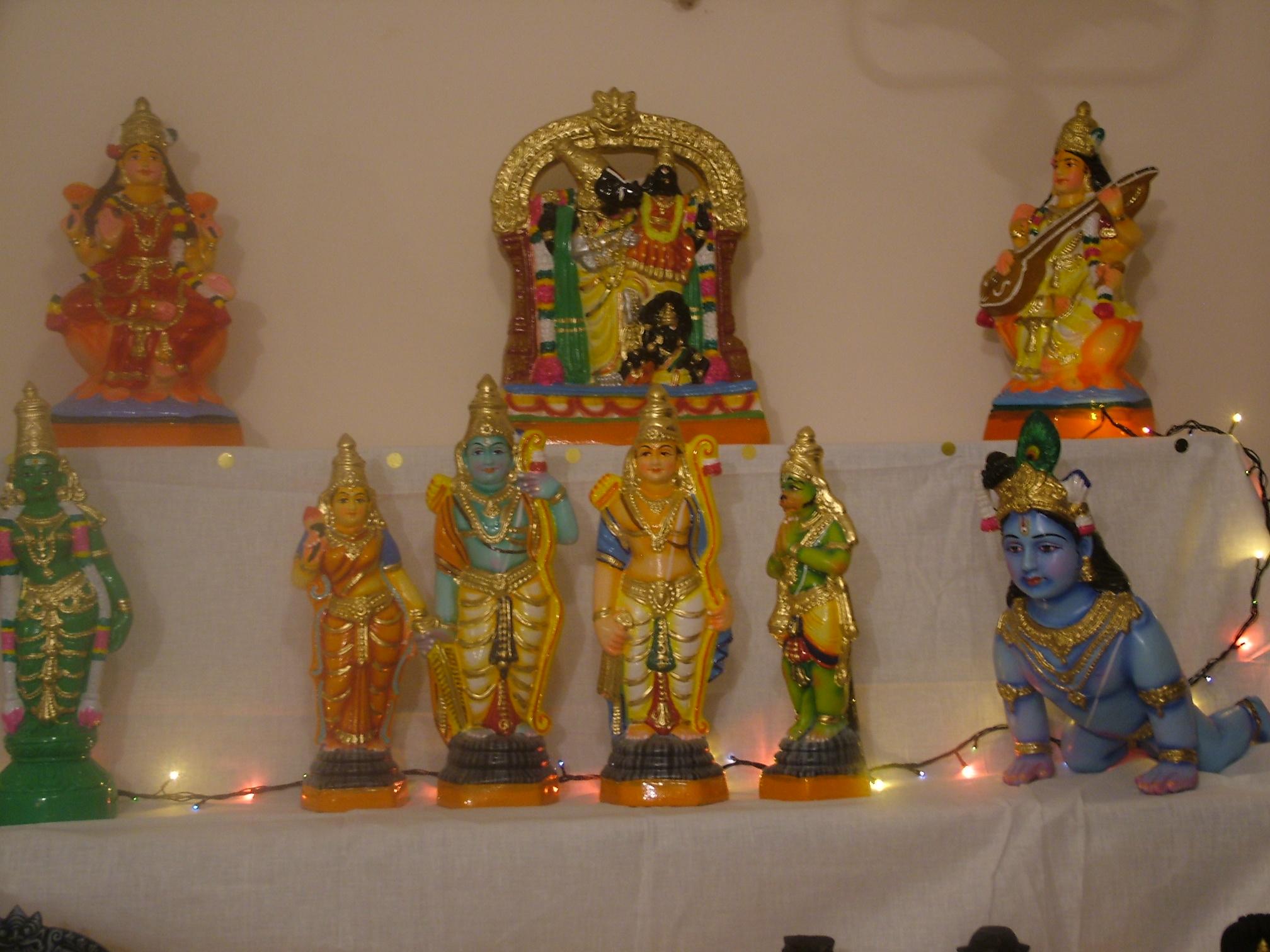 Images Of Cake With Name Golu : Navarathri   Significance & Manifestation- Festival of ...