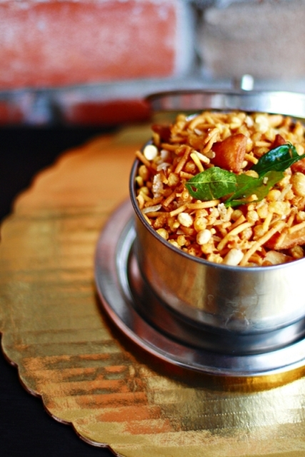 Special Madras Mixture.