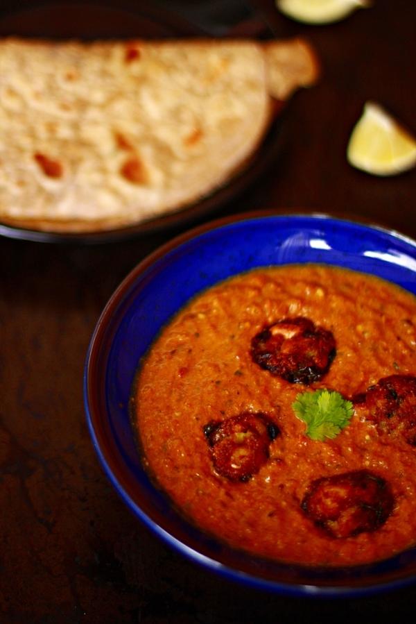 Restaurant Style Malai Kofta.